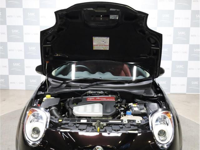 1.4ターボスポーツ Tベルト&WP交換済み 禁煙 ポルトローナフラウ製レッドレザーシート シートヒーター 大型ブレーキキャリパー 6速MT オーバーブースト機構 キセノンヘッドライト(64枚目)