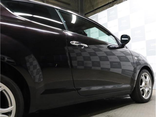 1.4ターボスポーツ Tベルト&WP交換済み 禁煙 ポルトローナフラウ製レッドレザーシート シートヒーター 大型ブレーキキャリパー 6速MT オーバーブースト機構 キセノンヘッドライト(69枚目)