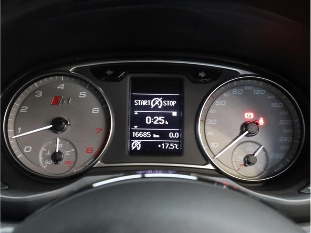 ベースグレード 禁煙車 ファインナッパレザーシート シートヒーター アイバッハダウンサス MMIナビTV アドバンスドキー 前後ソナー 18アルミ バイキセノン フラットボトムレザーステアリング LEDテールライト(15枚目)