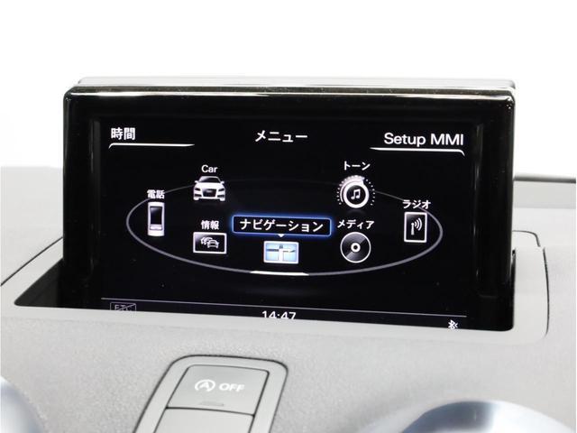 ベースグレード 禁煙車 ファインナッパレザーシート シートヒーター アイバッハダウンサス MMIナビTV アドバンスドキー 前後ソナー 18アルミ バイキセノン フラットボトムレザーステアリング LEDテールライト(27枚目)