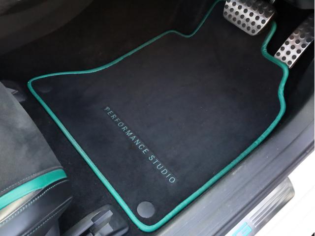 A45AMG4マチックペトロナスグリーンエディション 禁煙 30台限定車 専用エアロ 19AW 大径ブレーキ 専用内装 アルカンタラステアリングホイール AMGスポーツシート 大型シフトパドル 純正ナビTV アダプティブクルーズコントロール バックカメラ(25枚目)