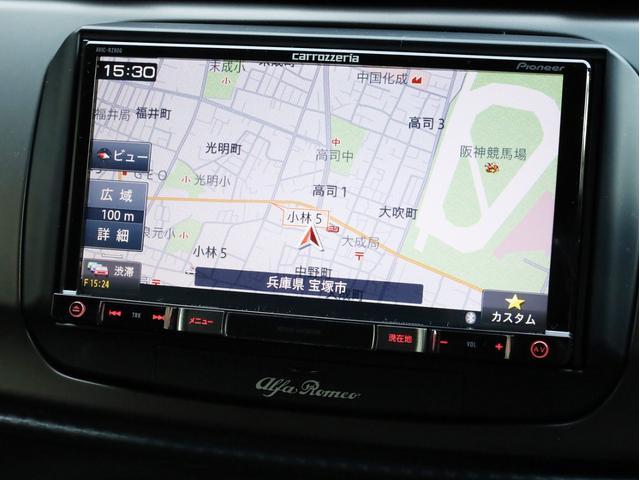 ヴェローチェ 禁煙車 カロッツェリアナビAVIC-RZ800(フルセグTV DVD再生 Bluetooth USB入力端子 SDカード対応) Bカメラ ナビ連携ドラレコND-DVR1 ステンレスフットレスト ETC(3枚目)