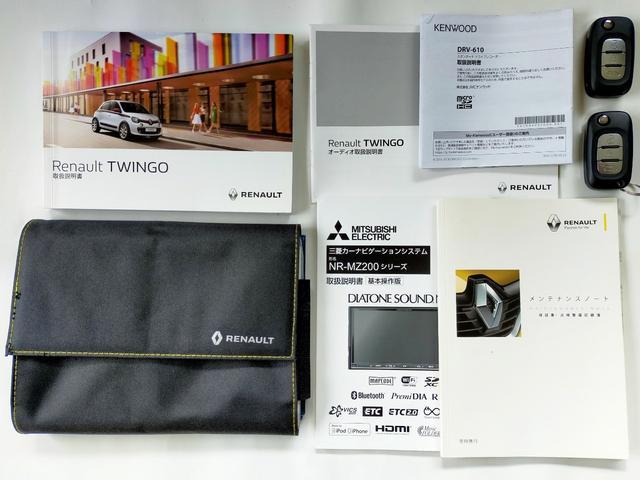 ゼン 禁煙1オーナー ダイヤトーンナビ フルセグTV DVD再生 USB Bluetooth ケンウッド製ドラレコ フォーカルスピーカー Defiタコメーター サブコン 5速MT スペアキー D記録簿(2枚目)