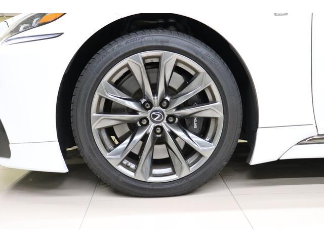 LS500 Fスポーツ モデリスタエアロキット&マフラー(5枚目)