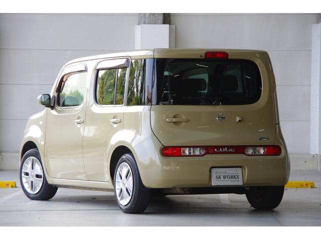 「日産」「キューブ」「ミニバン・ワンボックス」「京都府」の中古車3