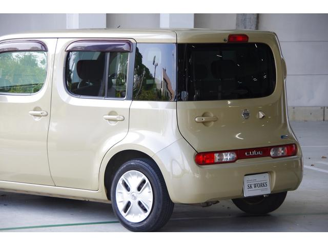 「日産」「キューブ」「ミニバン・ワンボックス」「京都府」の中古車5