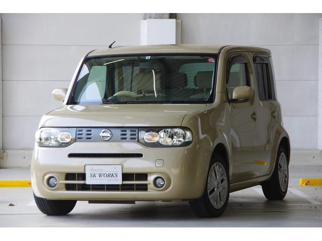 「日産」「キューブ」「ミニバン・ワンボックス」「京都府」の中古車43