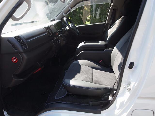 トヨタ レジアスエースバン スーパーGL ダークプライム  両側パワースライドドア