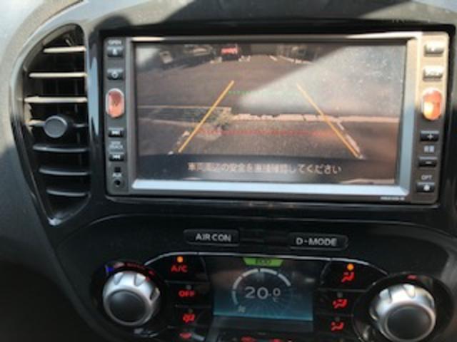 日産 ジューク 15RX ナビ フルセグTV Bカメ キーレス ETC2.0