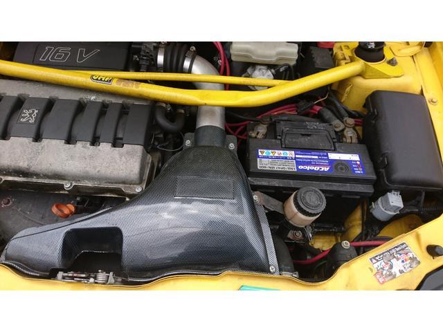 S16 サンダンスイエロー ローダウンスプリング 15インチホイール エアーインダクションキット 現車確認可能(32枚目)