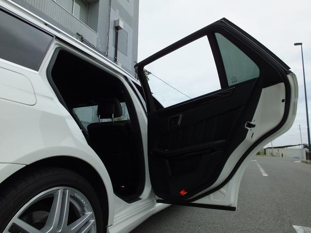 E350 ステーションワゴンAVG AMGスポーツパッケージ(18枚目)