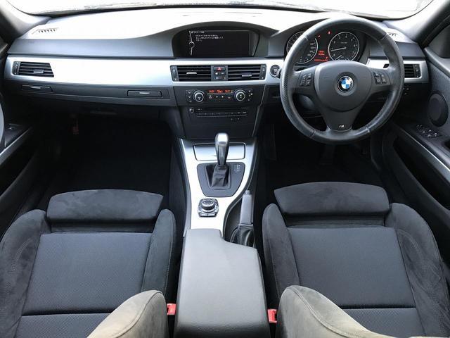 BMW BMW 320i Mスポーツパッケージ 純正HDDナビ 専用シート
