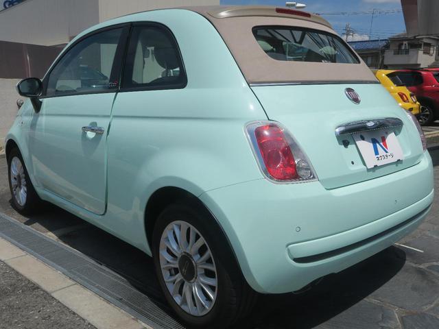 「フィアット」「フィアット 500C」「コンパクトカー」「兵庫県」の中古車22