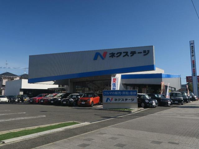 ネクステージ尼崎買取店。国道2号線北側に面しておりアクセスも便利です。公共交通機関ご利用ですと事前ご連絡いただければ阪神出屋敷駅JR立花駅までお迎えに上がります。