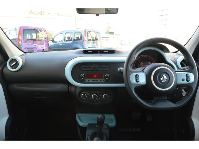 ルノー ルノー トゥインゴ ゼン 正規ディーラー車 新車保証継承