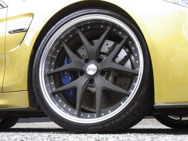 BMW BMW M4クーペ ワンオーナー ダウンサス TWS20インチアルミ