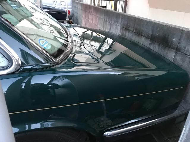 ジャガー ジャガー XJ6-4.0 後期最終型 左H アイボリー内装 AW