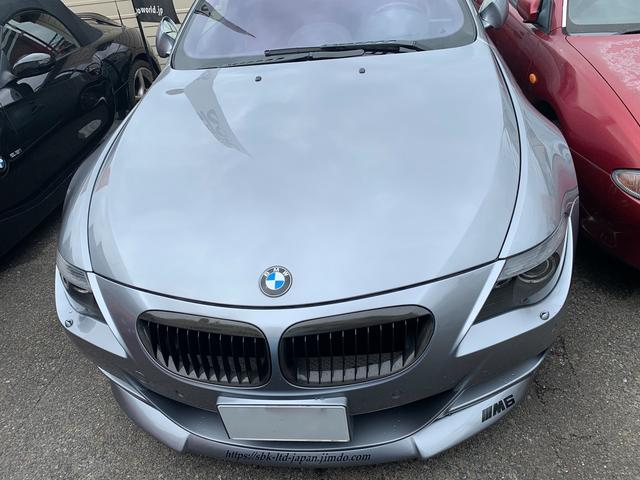 「BMW」「M6」「クーペ」「兵庫県」の中古車2