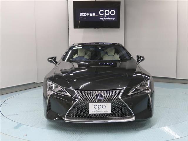 LC500h Lパッケージ LEXUS認定中古車(5枚目)
