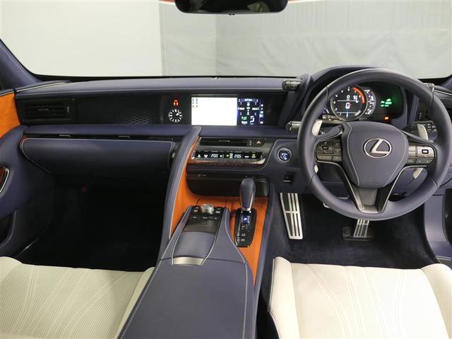 LC500h Lパッケージ LEXUS認定中古車(6枚目)