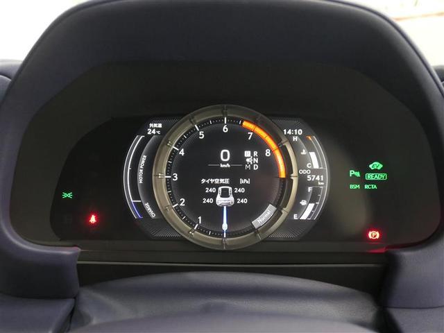 LC500h Lパッケージ LEXUS認定中古車(14枚目)