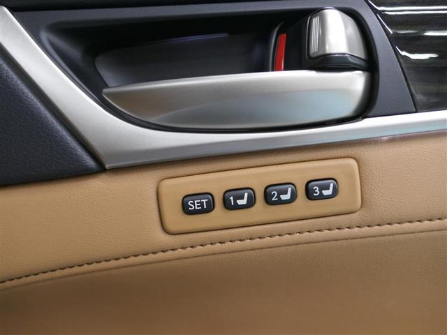 GS350 バージョンL  LEXUS認定中古車(17枚目)