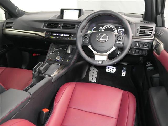 CT200h Fスポーツ LEXUS認定中古車(6枚目)