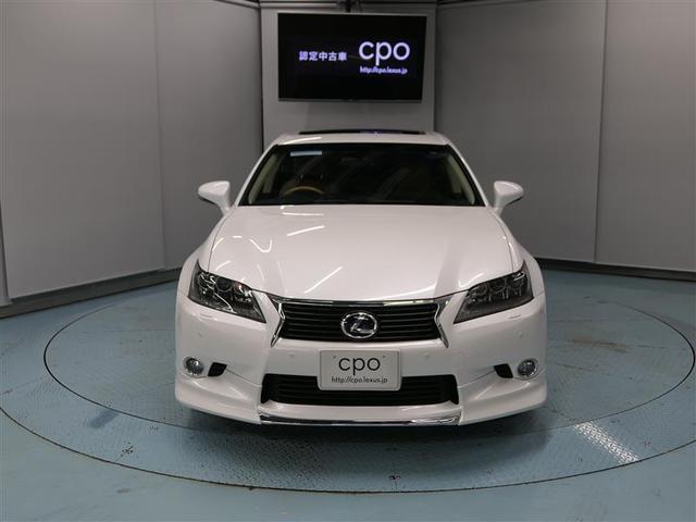 GS450h バージョンL LEXUS認定中古車(5枚目)