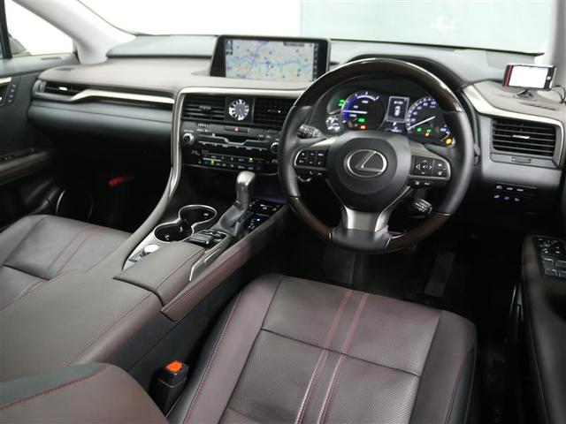 RX450h バージョンL LEXUS認定中古車(6枚目)
