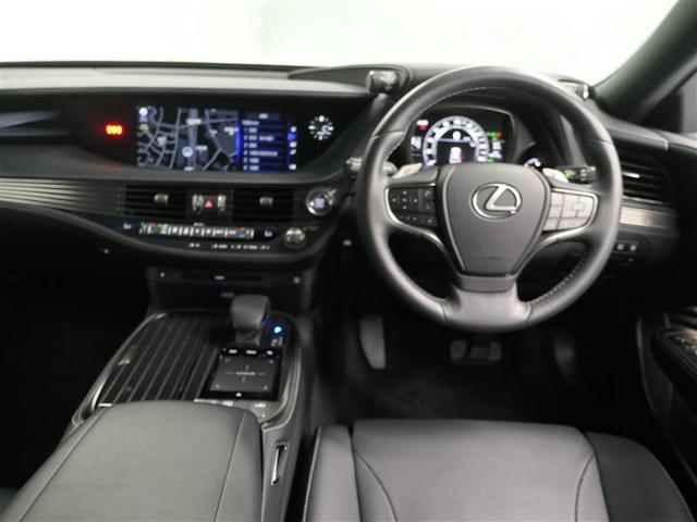 LS500h Iパッケージ LEXUS認定中古車(6枚目)