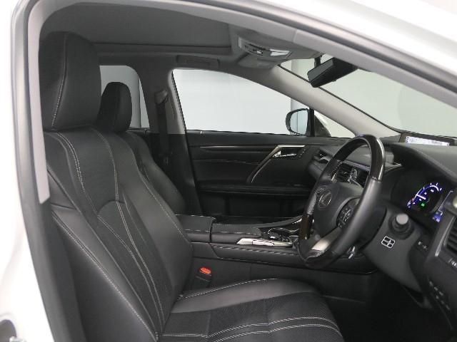 RX450h バージョンL LEXUS認定中古車(8枚目)