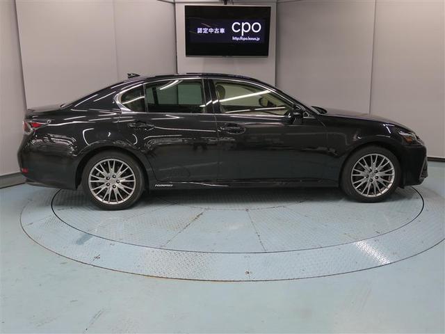 GS450h バージョンL LEXUS認定中古車(4枚目)