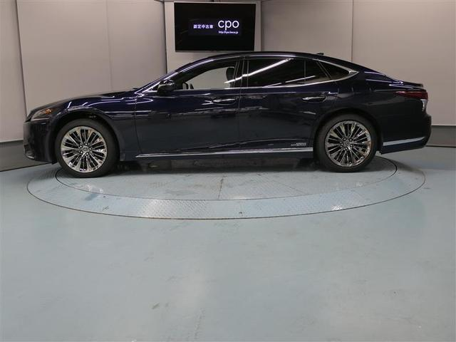 LS500h バージョンL LEXUS認定中古車(5枚目)
