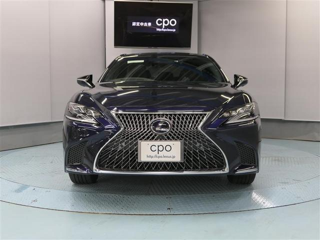 LS500h バージョンL LEXUS認定中古車(7枚目)