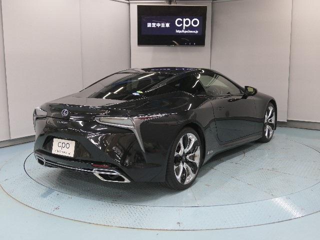 「レクサス」「LC」「クーペ」「大阪府」の中古車6