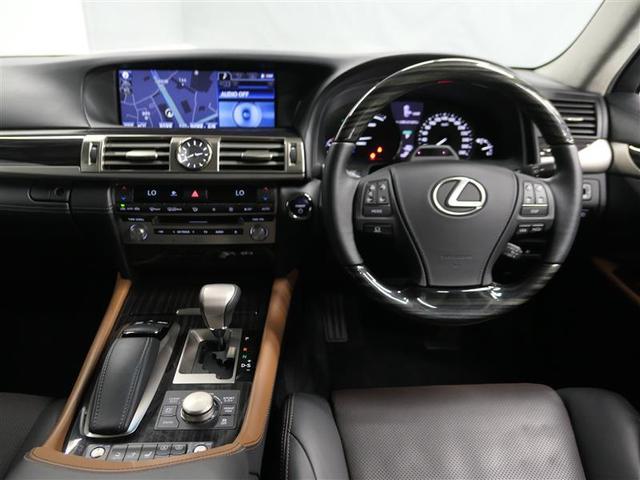 LS600hL エグゼクティブパッケージLEXUS認定中古車(6枚目)