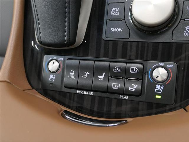 LS600hL エグゼクティブパッケージLEXUS認定中古車(12枚目)