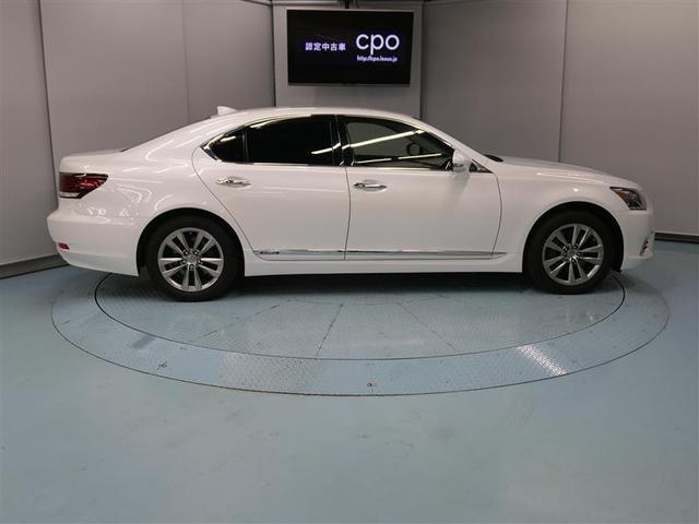 LS600h バージョンC LEXUS認定中古車(4枚目)