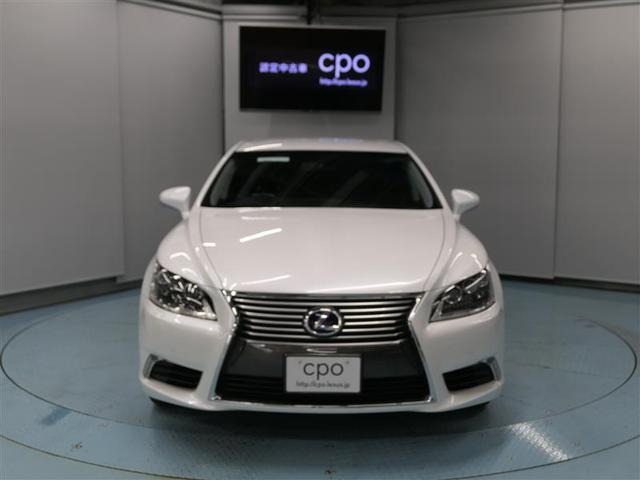 LS600h バージョンC LEXUS認定中古車(5枚目)