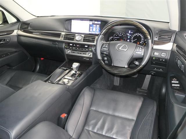 LS600h バージョンC LEXUS認定中古車(6枚目)