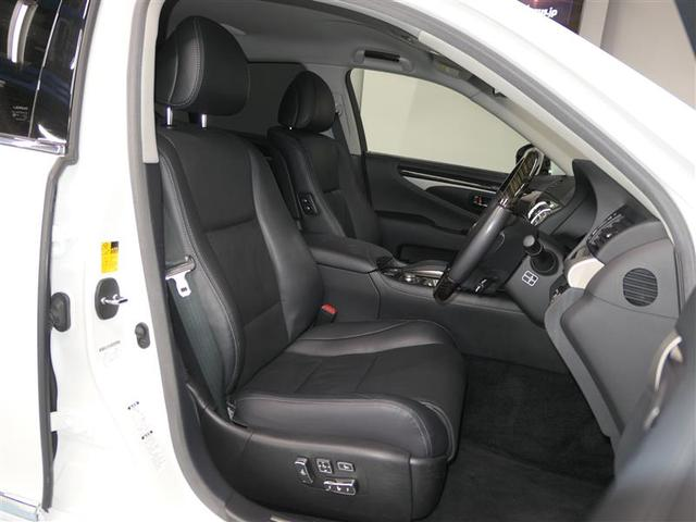 LS600h バージョンC LEXUS認定中古車(7枚目)