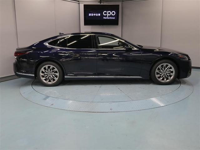 LS500h バージョンL LEXUS認定中古車(4枚目)