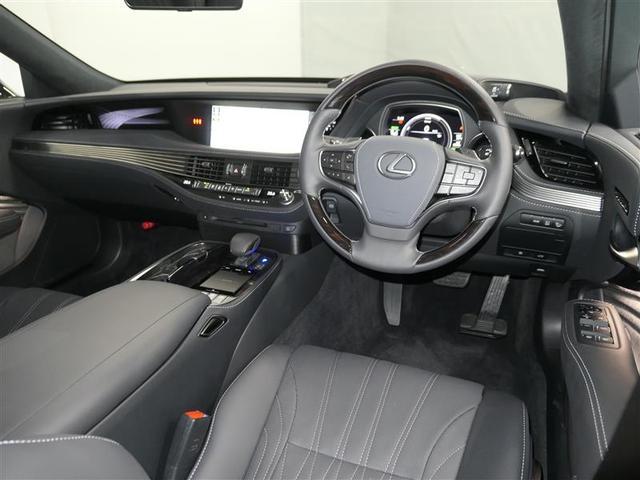 LS500h バージョンL LEXUS認定中古車(6枚目)