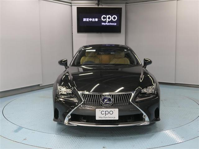 RC300h バージョンL LEXUS認定中古車(5枚目)