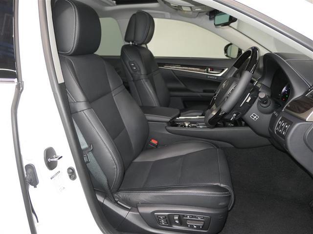 GS450h バージョンL LEXUS認定中古車(7枚目)