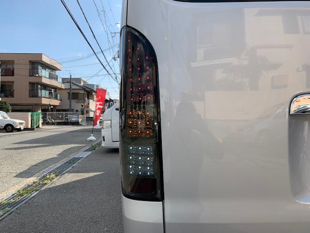 ロングスーパーGL新品LEDヘッドライト 新品シートカバー(19枚目)