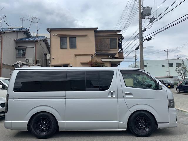 ロングスーパーGL DAYTONA15AW リア天井モニター(5枚目)
