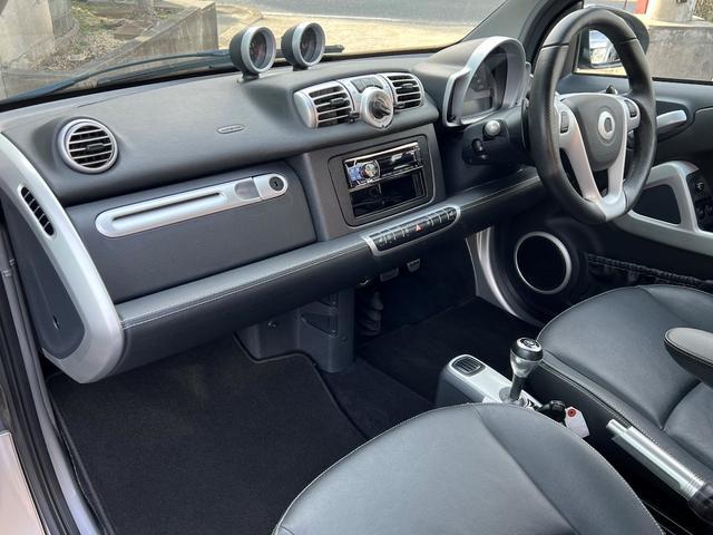 BRABUS エクスクルーシブ 特別仕様車200台限定モデル 専用スタイリングパッケージ BRABUS6ツインスポークAW ダークヘッドライト レザーシート シートヒーター パドルシフト クルーズコントロール スペアキー 取説記録簿(21枚目)