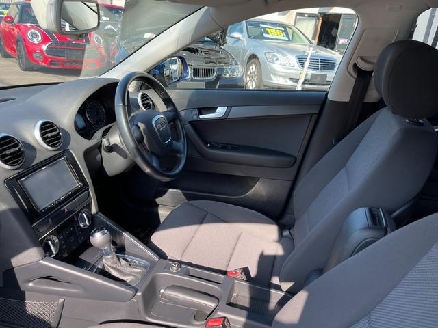 スポーツバック1.4TFSI メモリーナビゲーション 地デジフルセグ Bluetooth DVDプレーヤー バックカメラ ETC HIDオートライト 純正16インチアルミホイール スペアキー 取説保証書 正規ディーラー車 安心保証(22枚目)