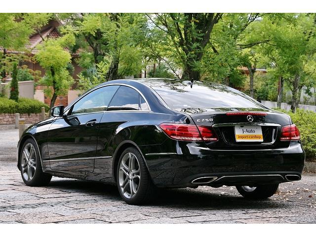 E250クーペ/ワンオーナー車/革シート/純正18アルミ(7枚目)